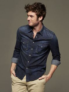 Chambray shirt http://sulia.com/my_thoughts/49f261c6-58cc-4c88-861a-1c9777387b92/?source=pin&action=share&btn=small&form_factor=desktop&pinner=125502693