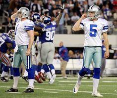 Cowboys Stadium 2 - Giants vs. Dallas December 11, 2011