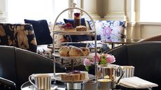 Bloomsbury Hotel - Exclusive special offer - Free Flowing Sparkling Afternoon Tea near the British Museum at the Bloomsbury Hotel.