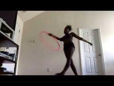 Kemba Douglas Spins Captivating Hoop Dance - hooping.org
