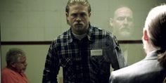 """""""If you try to come after my wife, try to tie her to this murder, you're gonna feel how personal this is for me"""" -- Jax 