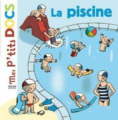 La piscine - Catherine Brus, Stéphanie Ledu - Amazon.fr - Livres des 3ans