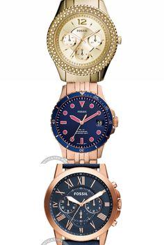 You searched for fossil - Horologium Fossil Watches, Bracelet Watch, Bracelets, Accessories, Bracelet, Arm Bracelets, Bangle, Bangles, Anklets
