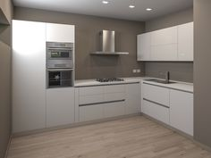 Progetto cucina ...   Render base  - mododue render works for ETWO Lecce