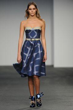 [No.2/30] House of Holland 2013春夏コレクション   Fashionsnap.com