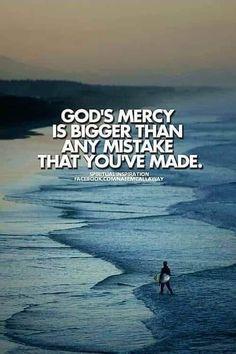 Faith Quotes, Bible Quotes, Bible Verses, Mercy Quotes, Healing Scriptures, Heart Quotes, Saint Esprit, Gods Grace, Jesus Loves Me
