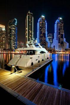 Amazing view in Dubai.