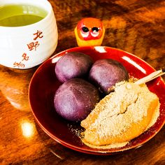 #MizumushiKun #Japan #Kyoto #Food #Yummy #Mochi #Sweets