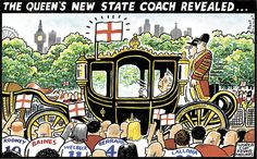 2014-06-04 British Royals, Caricature, Cartoons, Royalty, Mac, Queen, Funny, Pink, Humor