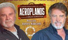 LA RADIO BLOG: Aeroplanos de Carlos Gorostiza En Monte Hermoso