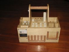Picture of Wood Toolbox