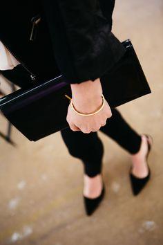 Black Jeans | Krystal Schlegel