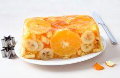 Galaretka mit Früchten. Ein erfrischendes Dessert http://mein-dolcevita.de