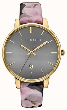 Ted Baker TE10030696 - In stock. This superb ladies Ted Baker provides a  round 40mm 012dcdb38b1