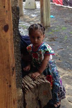 Niña de Cocucho, Michoacán.