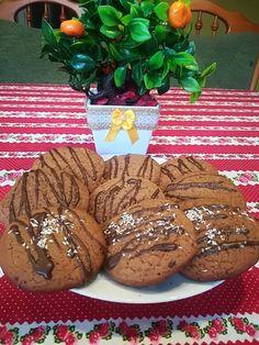 Kakaós mézes keksz -- Egyszerű Gyors Receptek Pavlova, Cake Cookies, Biscuits, Paleo, Sweets, Recipes, Foods, Crack Crackers, Food Food