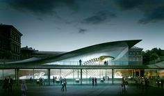 Gallery - Natural History Museum Proposal / Kengo Kuma & Associates + Erik Møller Arkitekter + JAJA Architects - 23