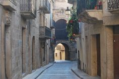 Calaceite (Teruel).Los pueblos más bonitos de España
