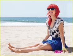 Hayley Williams' Beauty Tips and Tricks | Hayley Williams Fashion - HayleyFashion.info on Tumblr