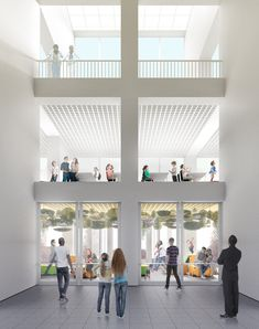MCA announces exciting new design concept for Museum