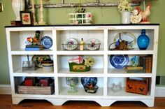 Cottage Bookcase - 1929 Charmer