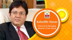 Success Story of the Television King of Southern India, Kalanithi Maran - Founder of SUN Group.  How did he begin his journey? Life cycle of SUN Group! His Achievements
