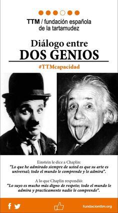 Hoy, 18 de Abril, recordamos el aniversario de la muerte de Albert Einstein, uno de los genios con #tartamudez más ilustres. #TTMcapacidad