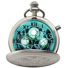 """Auch wer kein Fan der Serie """"Doctor Who"""" ist, diese Taschenuhr ist ein sehr geniales als auch stylisches Gadget. Mehr coole Produkte auf devallor.de - Make it yours!"""