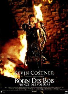"""""""Robin des Bois"""" - Kevin Reynolds - 1991"""