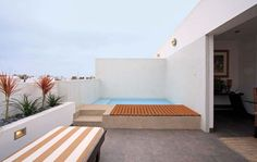 Architect Day: Vértice Arquitectos - Jacuzzi on the roof?