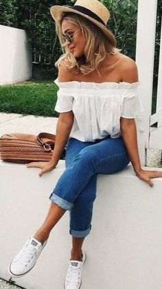 Check out sexy off the shoulder tops for this coming summer!