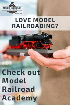 Get the latest instructional Model Railroad videos, tips and techniques delivered to your inbox every week. You'll enjoy in-depth instruction and step-by-step projects and inspirational layout tours from model railroad experts.  Sign up now, it's FREE!