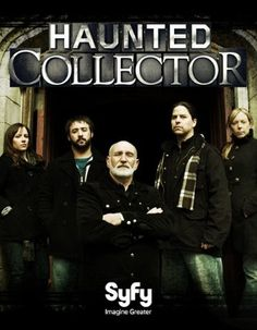 TV Show: Haunted Collector Ghost Shows, Most Haunted, Haunted Places, Spooky Places, Best Ghost Stories, My Ghost, Ghost Hunters, Great Tv Shows, About Time Movie
