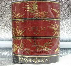 Opium Rare 1/4 oz 7.5 ml perfume parfum Yves Saint Laurent Original VTG. SEALED  #YSL