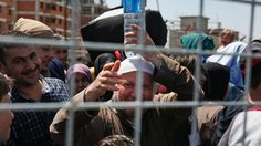 Thousands of Syrian refugees are returning home for a visit during the Muslim holy month of Ramadan, after Turkey temporarily opened two border crossings with its war-torn neighbor.  For some of the younger ones travelling back, the visit means seeing some of their relatives, even siblings,... - #Border, #Crossings, #Opens, #Ramadan, #Syrian, #TopStories, #Turkey, #Visits