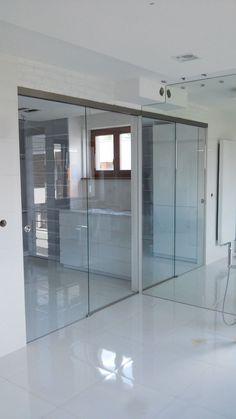 DUBIEL GLASS Kraków – drzwi szklane i inne   realizacje www.dubielglass.pl Soho, Divider, Glass, Furniture, Home Decor, Decoration Home, Drinkware, Room Decor, Corning Glass