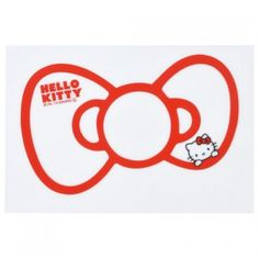 Hello Kitty Car Auto Car Van Window Bumper Decal Sticker Ribbon x Hello Kitty Theme Party, Hello Kitty Car, Hello Kitty Themes, Hello Kitty Images, Winter Is Here, Little Twin Stars, Car Stickers, Some Fun, Special Gifts