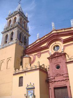 Iglesia de Santa Ana. Sevilla #Sevilla #Seville #sevillaytu @sevillaytu
