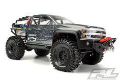 Proline 2007 Chevy Silverado Body
