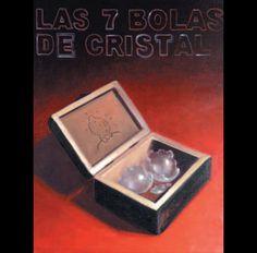 Gonzalo Sicre. Las siete bolas de cristal (1944). Óleo sobre lienzo.