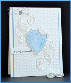 CAS310 - Always and Forever by ohmypaper! - Cards and Paper Crafts at Splitcoaststampers
