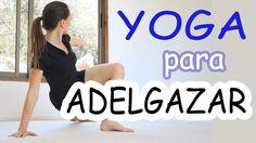 Yoga para ADELGAZAR | Todos niveles | Clase 14 completa español