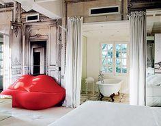 The Gilded Lounge Suite – a Maison des Champs Elysees (Parijs, Frankrijk)