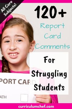 Report Card Comments for Struggling Students- These report card comments targeted to struggling students and those with significant weaknesses will save you time and overwhelm. Source by curriculumchef - Preschool Report Card Comments, Preschool Daily Report, Kindergarten Report Cards, Report Comments, Life Skills Classroom, Math Skills, Reading Skills, Writing Skills, Nonfiction Text Features