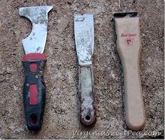 tools to remove putty from windows - Google Search