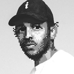 Kendrick Lamar - Daily Sketch #pixelartby@joojaebum #via @hypebeast - #KendrickLamar#daily#dailyart#pixel#portrait#hiphop#illustration#art#model#caricature#sketch#joojaebum#주재범 #픽셀아트