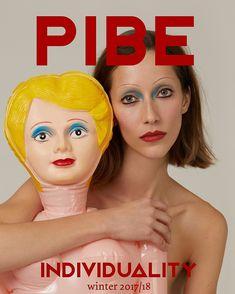 PIBE Magazine Winter 2017 Alana Zimmer by Zoey Grossman
