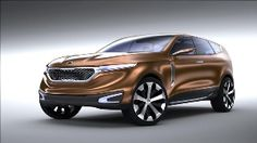 Kia Unveils New Cross GT Concept CUV at Chicago Auto Show - http://www.only4realmen.com/rides/kia-unveils-new-cross-gt-concept-cuv-at-chicago-auto-show/