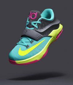 8cc525a2fd3d1 Nike KD 7 GS