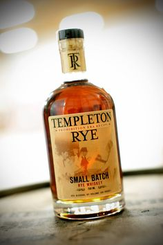 WHAT A WHISKEY! Even if you're not spirited, Templeton Rye -- made in Iowa -- might convert you and dad. Smooth beyond belief. Added bonus: an endorsement from Al Capone's niece saying it was her uncle's favorite!
